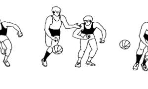 Как происходит нападение в баскетболе?