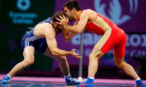 Как получить мастера спорта по вольной борьбе?