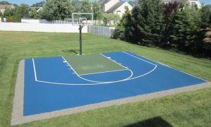 Какие бывают баскетбольные площадки?