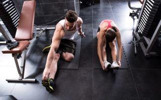 Какой пример круговой тренировки в тренажерном зале?