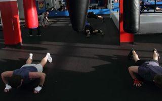 Какие принципы тренировки боксеров?