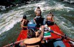 Какие особенности водного туризма?
