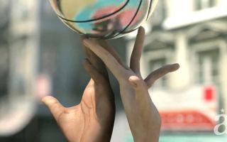 Какой размер баскетбольного мяча?