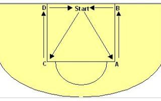 Как выполнить ведение мяча в баскетболе?