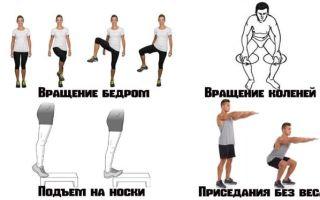 Как проходит разминка перед тренировкой?