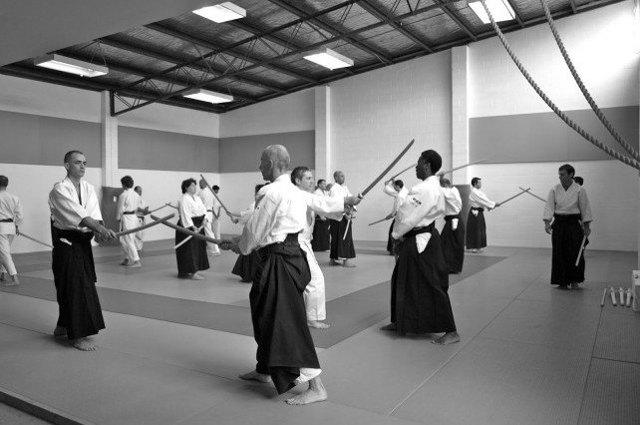 Фехтование на мечах: обучение с двуручным, полуторным и японским, уроки, как называется бой в Японии