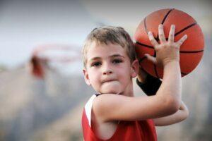 Баскетбольное кольцо для детей: что нужно, чтобы устроить детский баскетбол дома