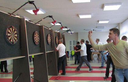 Игра в дартс: правила и разметка, установка и размеры мишени