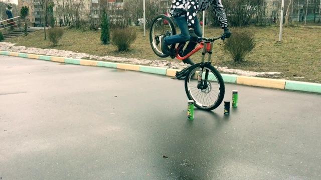 Как делать трюки на велосипеде - обучение и советы для начинающих