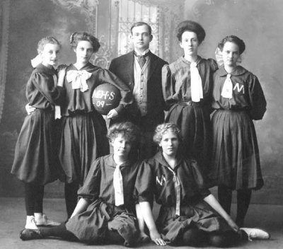 Женский баскетбол: история, правила игры среди женщин, фото