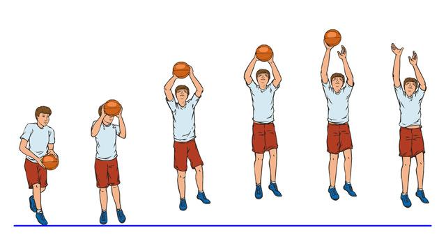 Как увеличить прыжок в высоту в баскетболе: научиться высоко прыгать, остановка, самая лучшая домашняя программа для увеличения