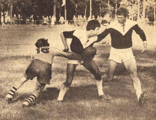 Регби: это что за вид спорта, подвижная игра с фитболом по-английски, история возникновения, женская, пляжная разновидности, фото
